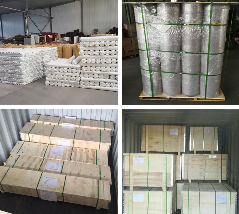 expanded metal packing