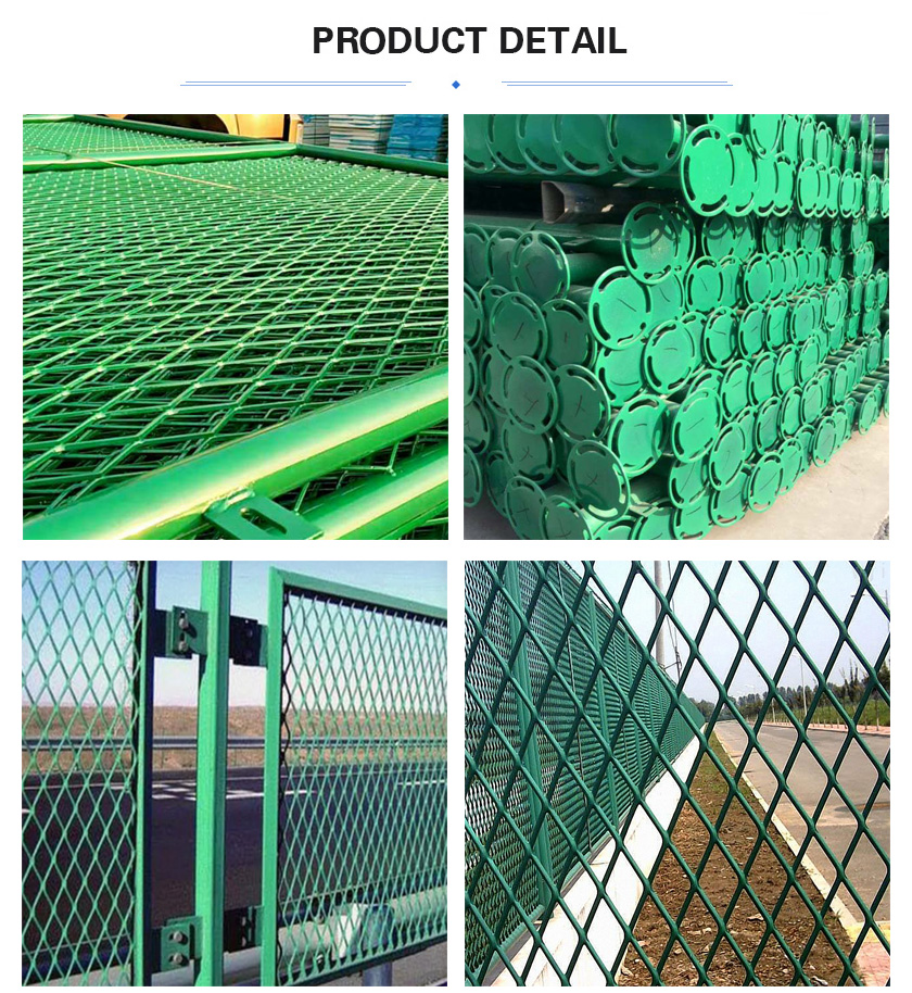 Fence Expanded Metal Mesh product details