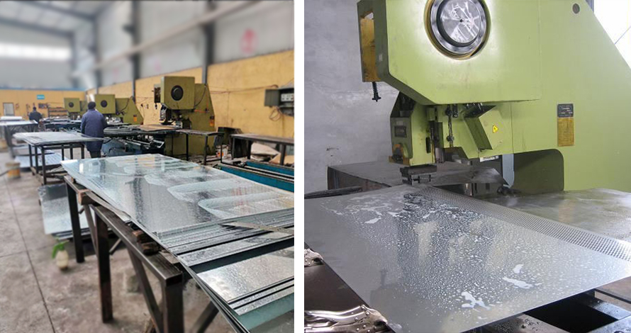 perforated metal mesh machines
