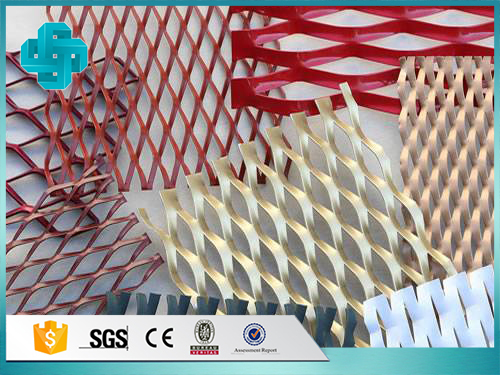 Architectural Expanded Metal 26