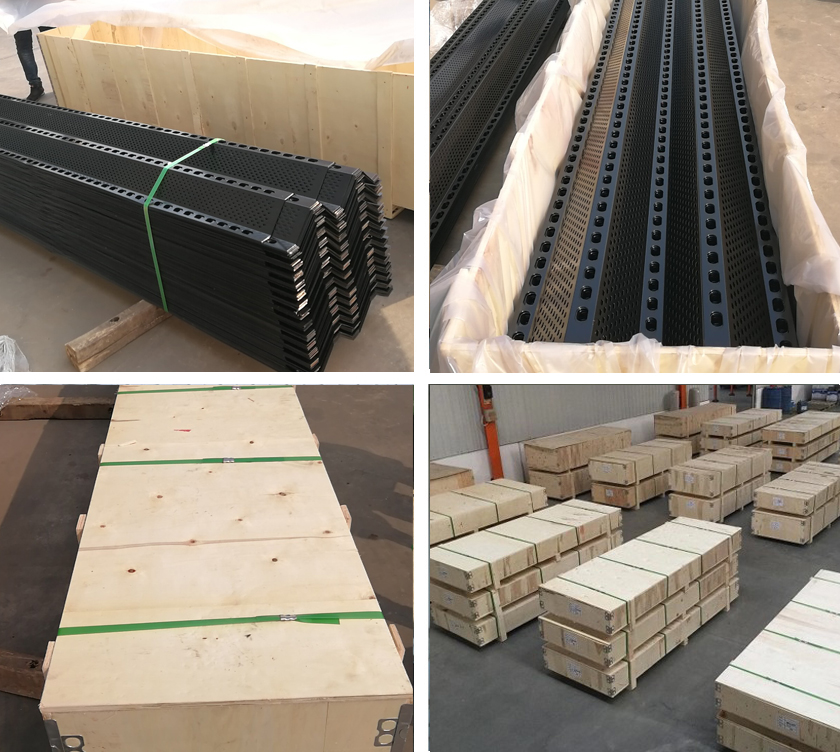 Windproof Dust Screen packing