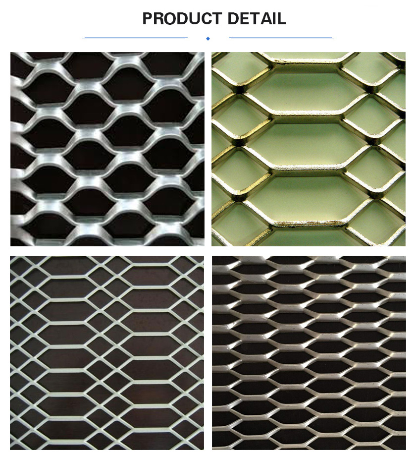 Special Expanded Metal Mesh product detail