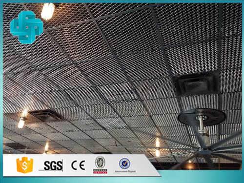 Ceiling Expanded Metal Mesh