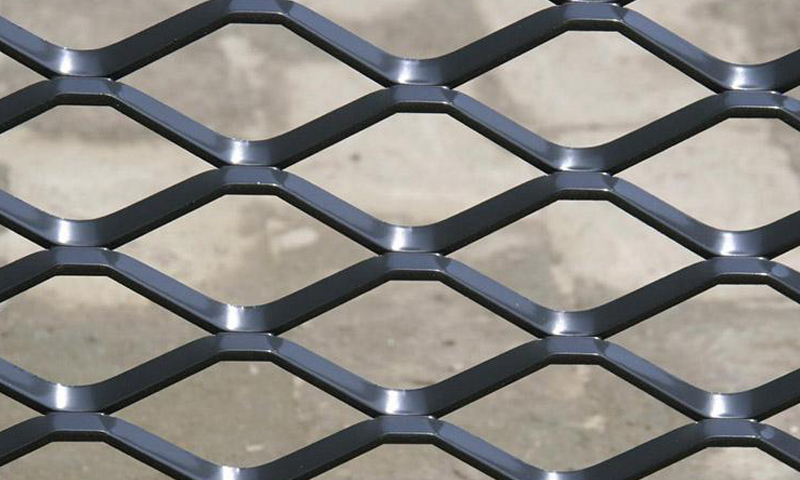 Heavy Expanded Metal Mesh / Sheet