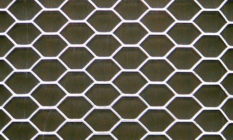 Special Expanded Metal Mesh / Sheet