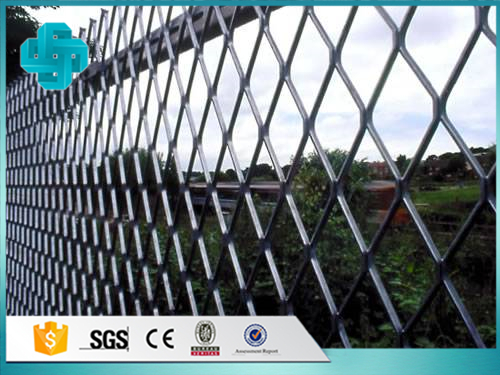 Fencing Expanded Metal Mesh