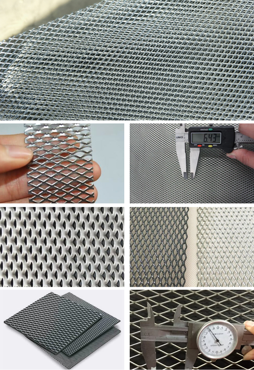 expanded mesh filters details