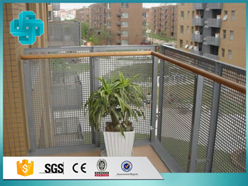 Fencing Perforated Metal Sheet