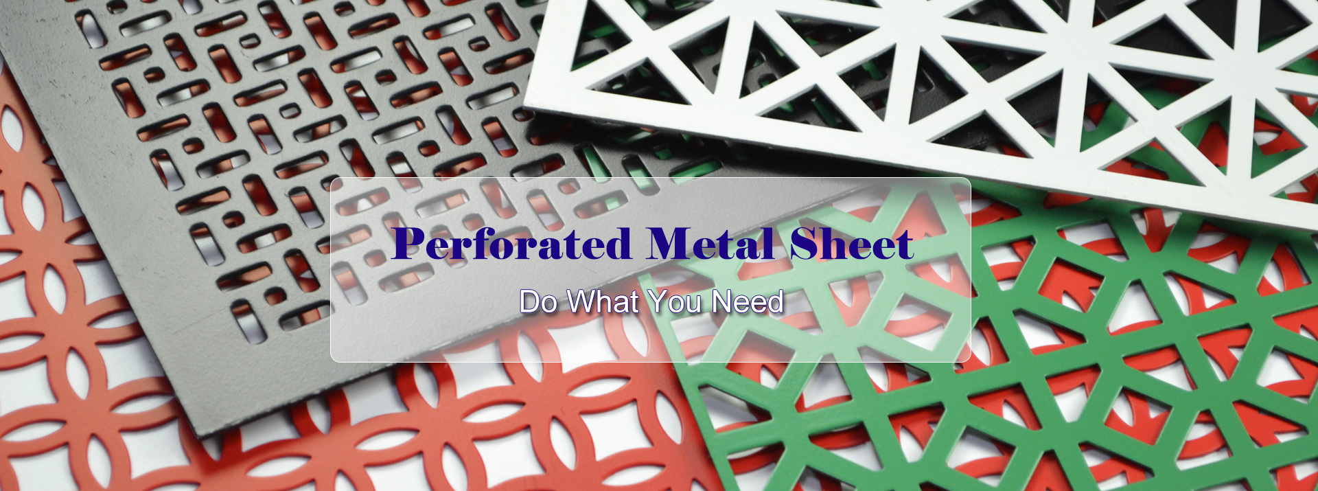 Punching Metal Screen Sheet